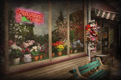 Store - Belvidere Nj - Fragrant Designs Art Print