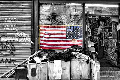 Photograph - Storefront by Bennie Reynolds