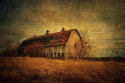 Photograph - Stories Of Old by Emily Stauring