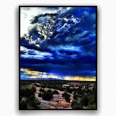 Tagstagram Photograph - Storm A'comin by Paul Cutright