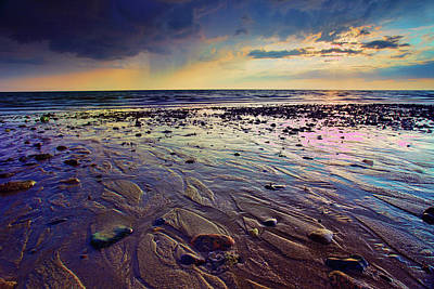 Cape Cod Photograph - Storm And Sun by Rick Berk