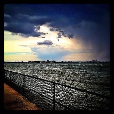 Skylines Wall Art - Photograph - Storm Approaching by Natasha Marco