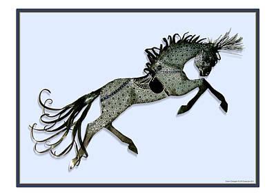 Storm Charger Original by Caroline Czelatko