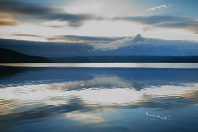 Keuka Lake Photograph - Storm Clearing II by Steven Ainsworth
