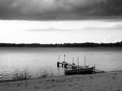 Photograph - Storm Front by Bridget Johnson