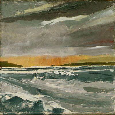 Painting - Storm Light by Jo Appleby
