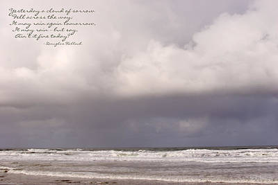 Photograph - Storm Over The Pacific by Mick Anderson