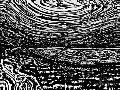 Digital Art - Storm by Pauli Hyvonen