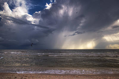 Photograph - Storm Rider by Nick  Shirghio