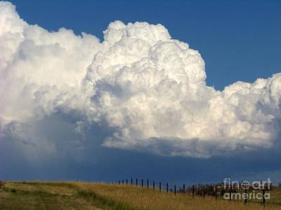 Photograph - Storm's A Brewin' by Dorrene BrownButterfield