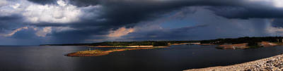 Photograph - Storms Over Sardis by Joshua House