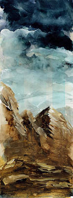 Painting - Stormy Monday by Richard Mordecki