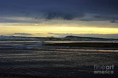 Print featuring the photograph Stormy Morning 2 by Blair Stuart