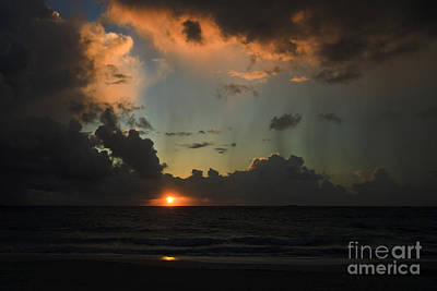 Photograph - Stormy Morning by Dennis Hedberg
