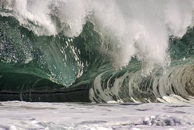 Stormy Seas Art Print by Vince Cavataio