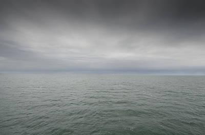 Stormy Sky, Nantucket Sound Art Print by Jack Flash
