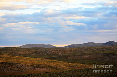 Photograph - Stormy Wyoming Sunrise II by Donna Greene