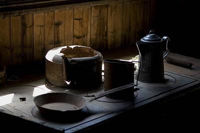 Photograph - Stovetop Still Life by Lorraine Devon Wilke