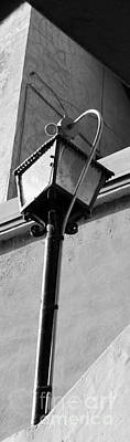 Photograph - Street Lamp Improved by Alycia Christine