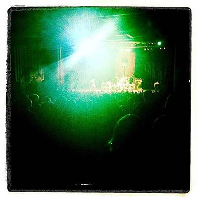 Concert Wall Art - Photograph - Streetlight Manifesto by Torgeir Ensrud