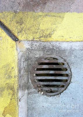 Streets Of La Jolla 12 Art Print by Marlene Burns