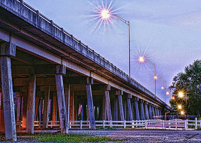 Grateful Dead - Streets of North Augusta by Susan Cliett