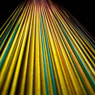 String Theory Art Print by Hakon Soreide