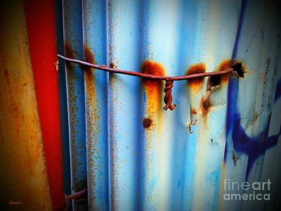Photograph - Strong by Eena Bo