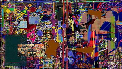 Tzaddik Digital Art - Tzaddik Emes by David Baruch Wolk