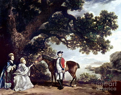 Stubbs Pocklington 1769 Art Print by Granger