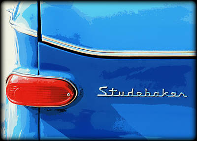 Studebaker 2 Art Print