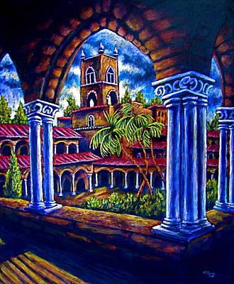 Painting - Studies Abroad by Sebastian Pierre