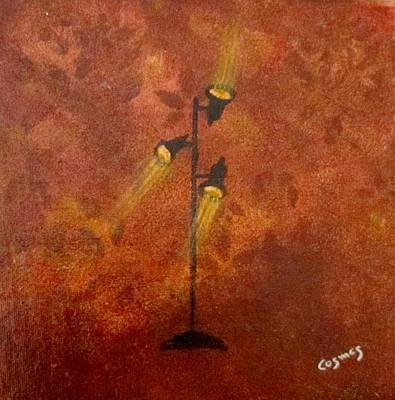 Painting - Studio Lights I by Jarunee Ward