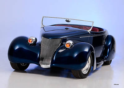 Chip Foose Photograph - Sublime by Kevin Moody