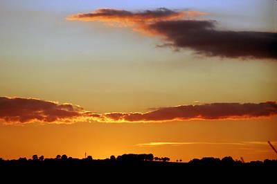 Photograph - Sublime Sunset by Rod Jones