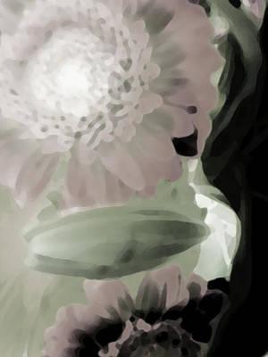 Subterranean Memories 9 - Dreams Art Print by Lenore Senior