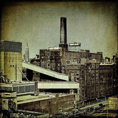 Photograph - Sugar Factory by Chris Lord