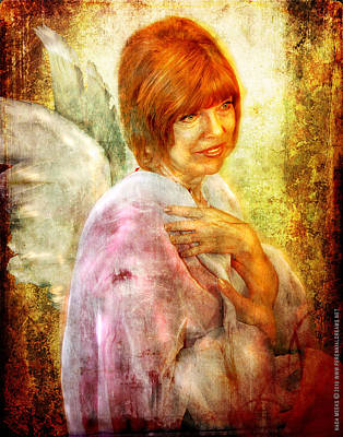 Sullivan. Angel Art Print