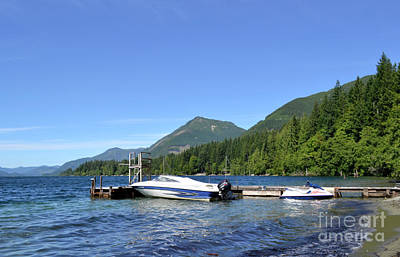 Photograph - Summer Boat by Traci Cottingham