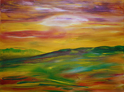 Painting - Summer Breeze by James Bryron Love