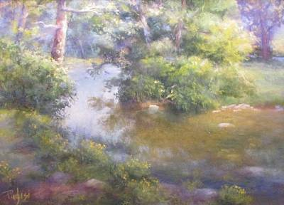 Pastel - Summer Green by Bill Puglisi