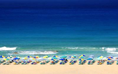 Photograph - Summer Holiday by Paul Cowan
