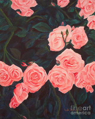 Painting - Summer Hues by Milly Tseng