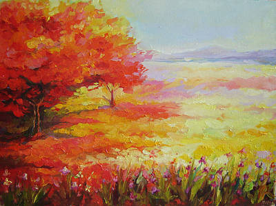 Summer Original by Nelya Shenklyarska
