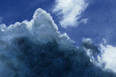Robert Duvall Painting - Summer Rain by Robert Duvall