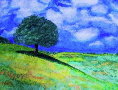 Painting - Summer Shade by Jeanette Stewart
