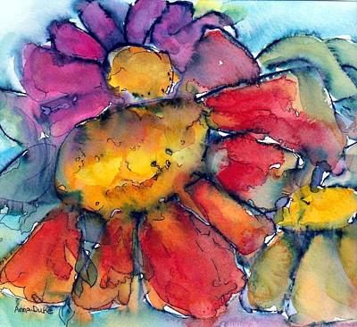 Painting - Summer Splash by Anne Duke