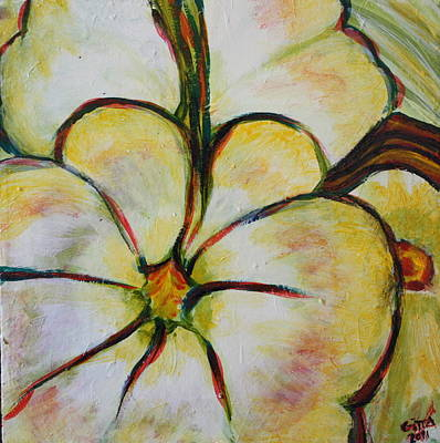 Painting - Summer Squash by Gitta Brewster