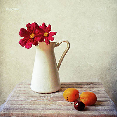 Milan Photograph - Summer Still Life by by MargoLuc