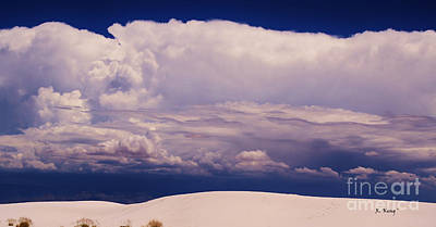 Photograph - Summer Storms Over The Mountains 2 by Roena King